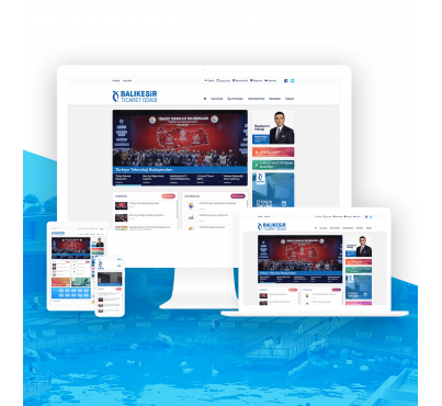 Balıkesir Chamber of Commerce Web Portal